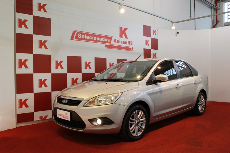 Focus Sedan 1.6/1.6 Flex 8V/16V 4p Mec.